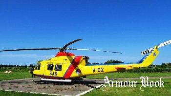 Agusta AB-412 SP [Walk Around]