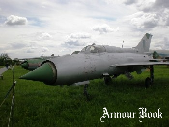 MiG-21E [Walk Around]