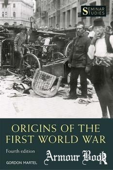 Origins of the First World War, Fourth Edition [Routledge]