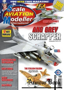 Scale Aviation Modeller International 2017-08 (Vol.23 Iss.08)