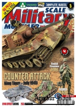 Scale Military Modeller International 2017-08 (Vol.47 Iss.557)