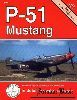 P-51 Mustang (Part 2) [In Detail & Scale 51]