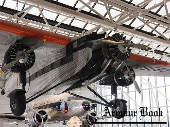 Ford AT-5 Tri-motor [Walk Around]
