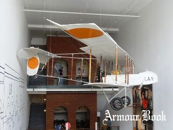 Farman HF.20 biplane [Walk Around]