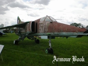 MiG-27K [Walk Around]