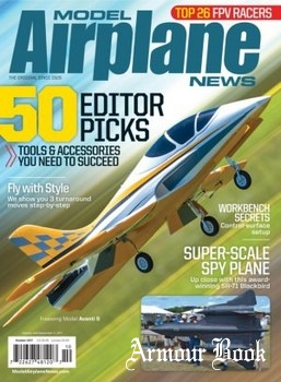 Model Airplane News 2017-10