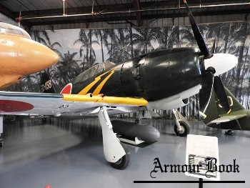 Mitsubishi J2M Raiden (Allied name 'Jack') [Walk Around]