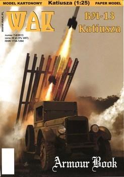 BM-13 Katiusza [WAK 7-8/2013]