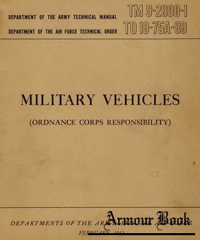 TM 9-2800-1 Standard Military Motor Vehicles