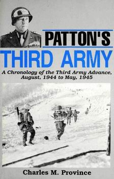 Patton's Third Army: A Daily Combat Diary [Hippocrene Books]