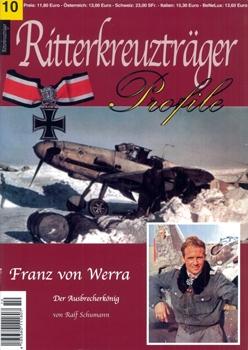 Franz von Werra [Ritterkreuztraeger Profile 10]