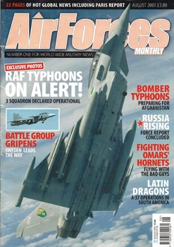 Air Forces Monthly 2007-08
