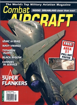 Combat Aircraft Monthly 2006-07 (Vol.07 No.07)