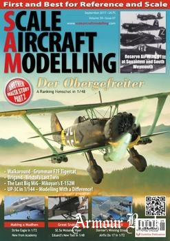 Scale Aircraft Modelling 2017-09