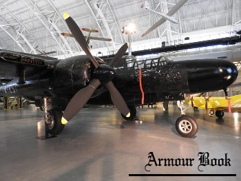Northrop P-61C Black Widow [Walk Around]
