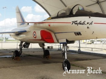 Dassault Rafale A demonstrator [Walk Around]
