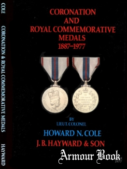 Coronation and Royal Commemorative Medals 1887-1977 [J. B. Hayword & Son]