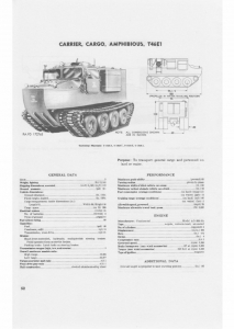 TM9-2800-1 Technical Manual, Military Vehicles (Ordnance Corps Responsibility), February 1953