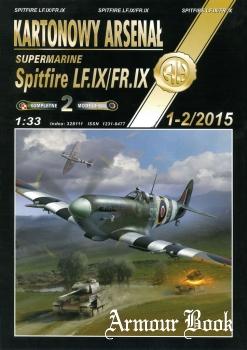 Supermarine Spitfire LF.IX / FR.IX [Halinski KA 01-02/2015]