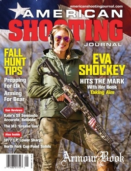 American Shooting Journal 2017-09