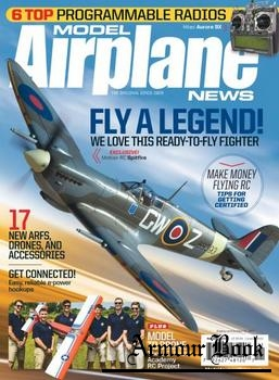 Model Airplane News 2017-11