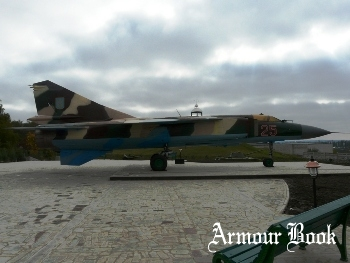 MiG-23MLD [Full version] [Walk Around]