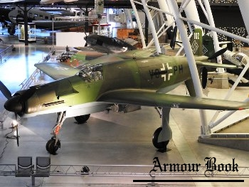 Dornier Do.335 A-0 Pfeil [Walk Around]