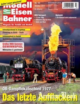 Modelleisenbahner 2017-10