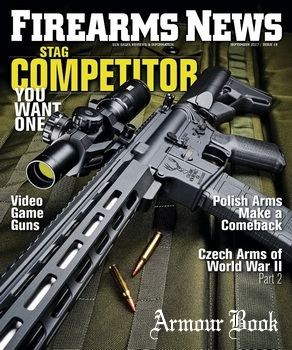 Firearms News Magazine 2017-19