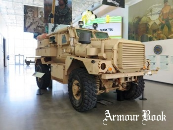 Cougar 4x4 MRAP [Walk Around]