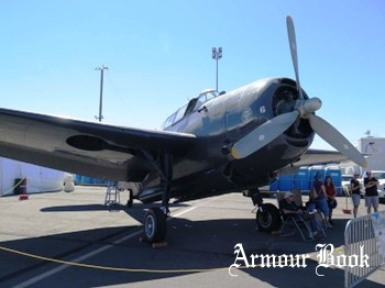 Grumman TBM-3E Avenger [Walk Around]