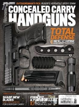 Conceal & Carry Handguns - Winter 2017