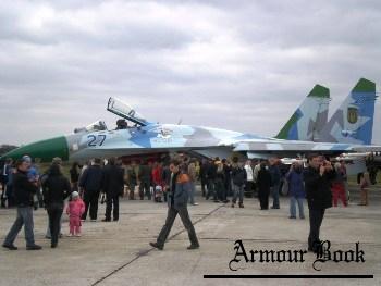 SU-27 [Walk Around]