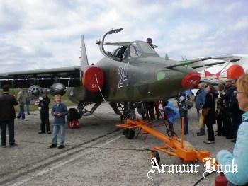SU-25 [Walk Around]