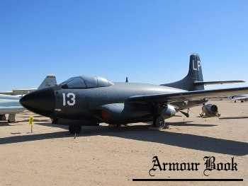 Douglas F3D-2 Skyknight [Walk Around]