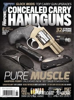 Conceal & Carry Handguns - July 2017