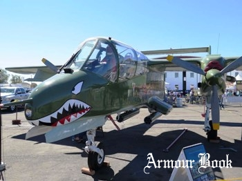 North American OV-10A Bronco [Walk Around]