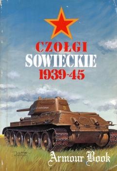 Czolgi Sowieckie 1939-1945 [Wydawnictwo Militaria]