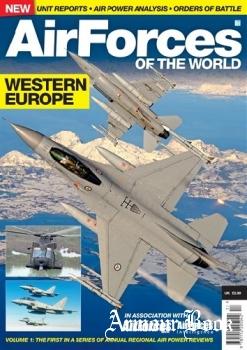 AirForces of the World - Western Europe [Key Publishing]