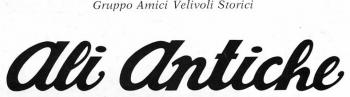 Ali Antiche