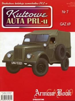 GAZ 69 [Kultowe Auta PRL-u 7]