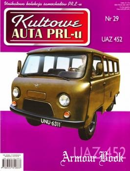 UAZ 452 [Kultowe Auta PRL-u 29]
