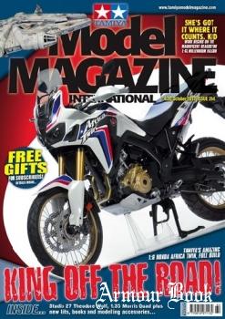 Tamiya Model Magazine International  2017-10 (264)