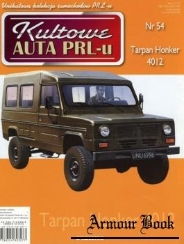 Tarpan Honker 4012 [Kultowe Auta PRL-u 54]