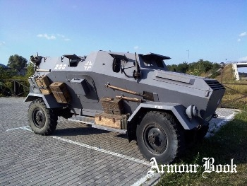Sd.Kfz.247 Ausf.B [Walk Around]