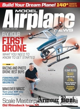 Model Airplane News 2017-01