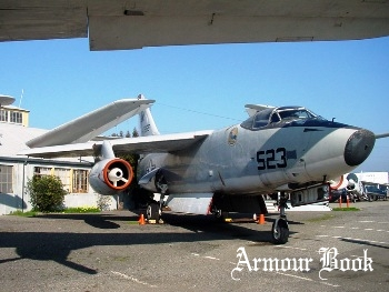 Douglas KA-3B Whale [Walk Around]