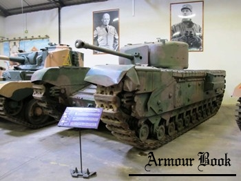 Churchill Mk VI [Walk Around]
