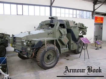 FV1620 Humber Hornet [Walk Around]
