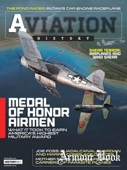Aviation History 2018-01 (Vol.28 No.03)